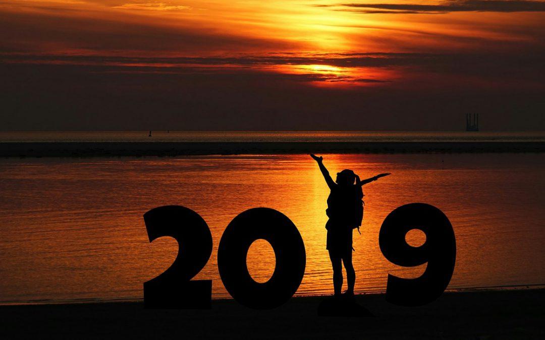 2019年は自分らしく生きる年