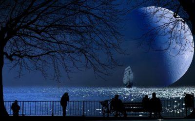 人生は月の光のように