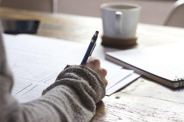 幸せのイメージ:夢を書き出してみよう